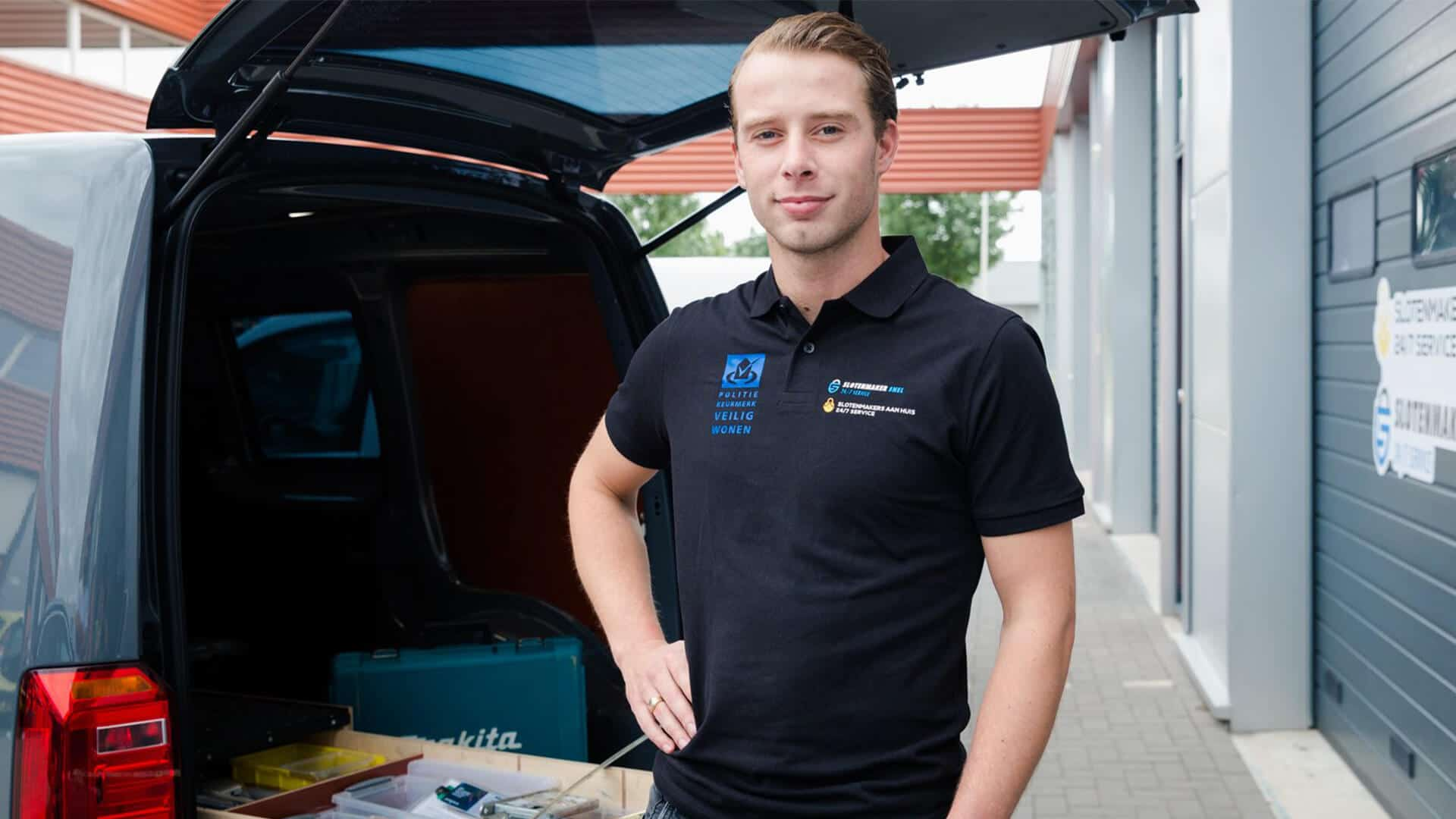 slotenmaker Katwijk