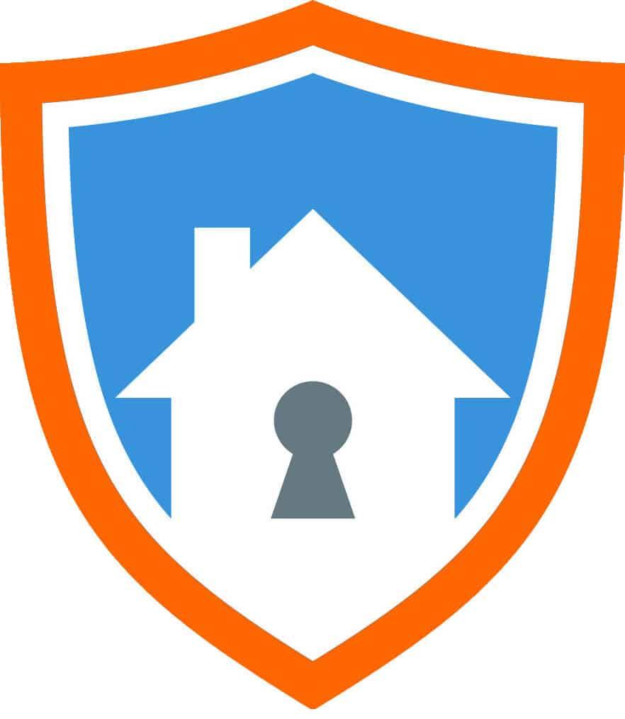 Woningbeveiliging met gekeurd hang- en sluitwerk