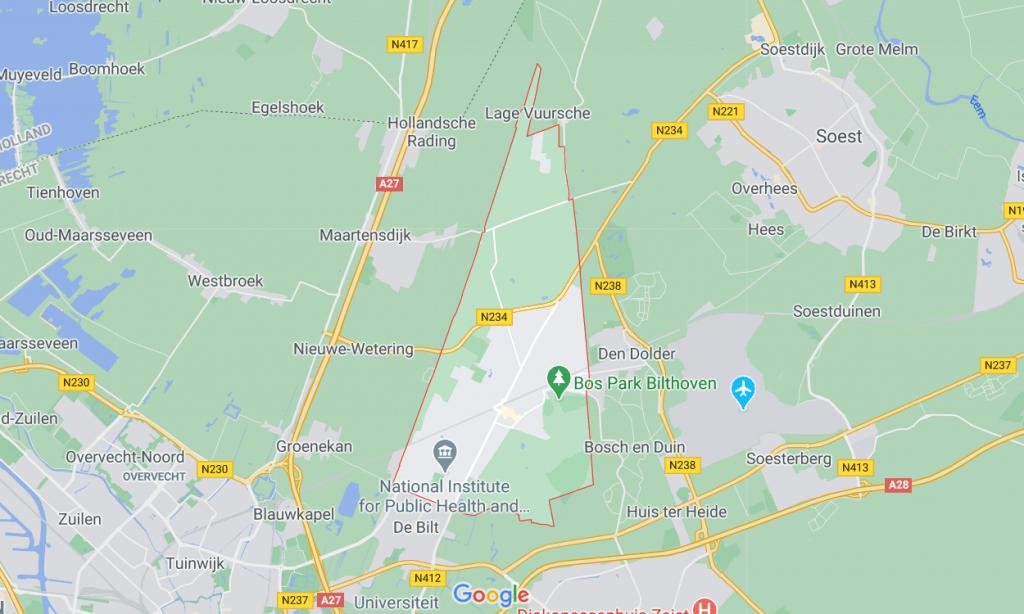 Slotenmaker Bilthoven, De Bilt