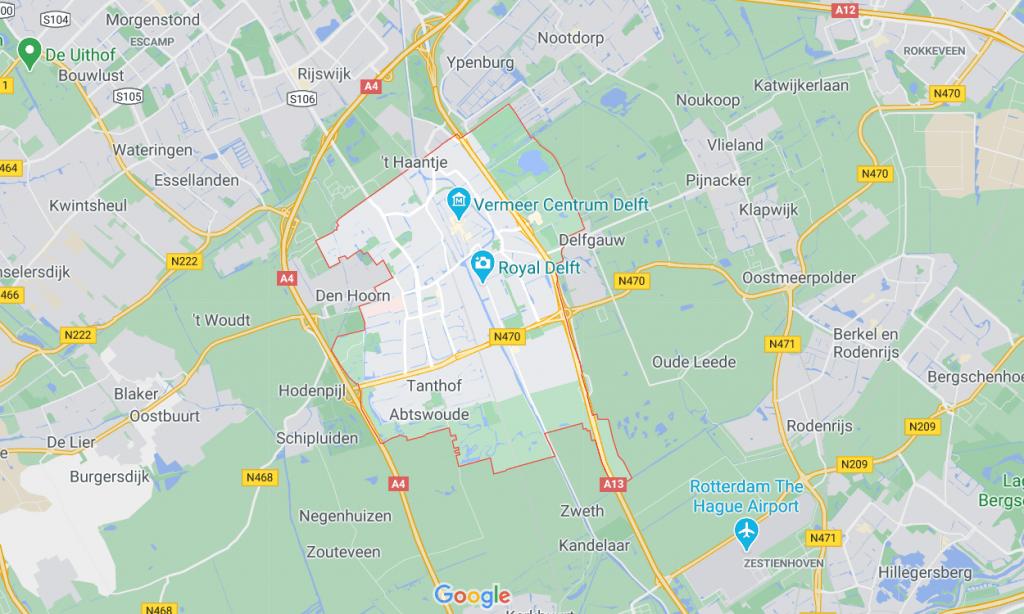 Slotenmaker Delft