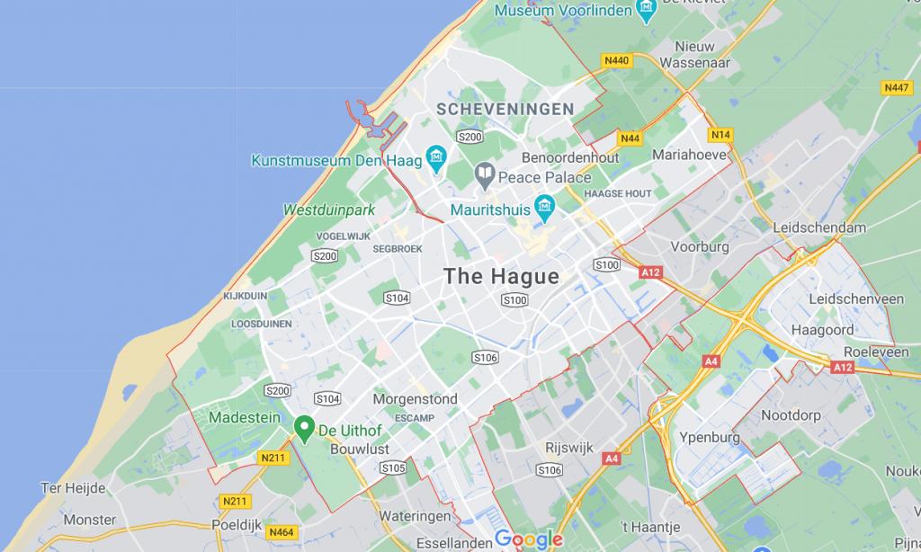 Slotenmaker Den Haag