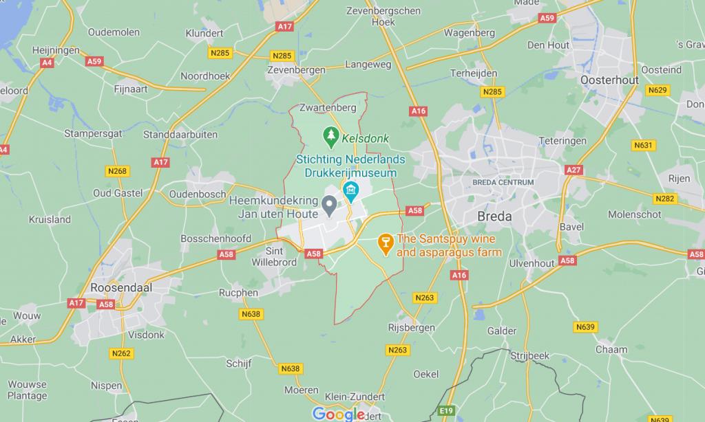 Slotenmaker Etten-Leur