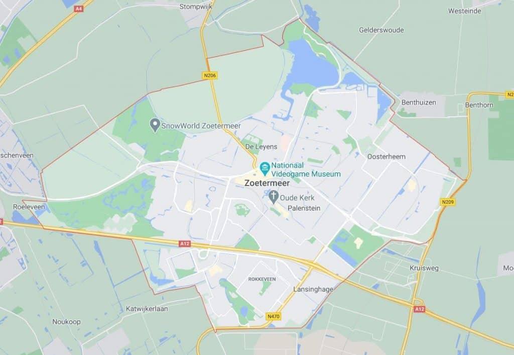 slotenmaker zoetermeer