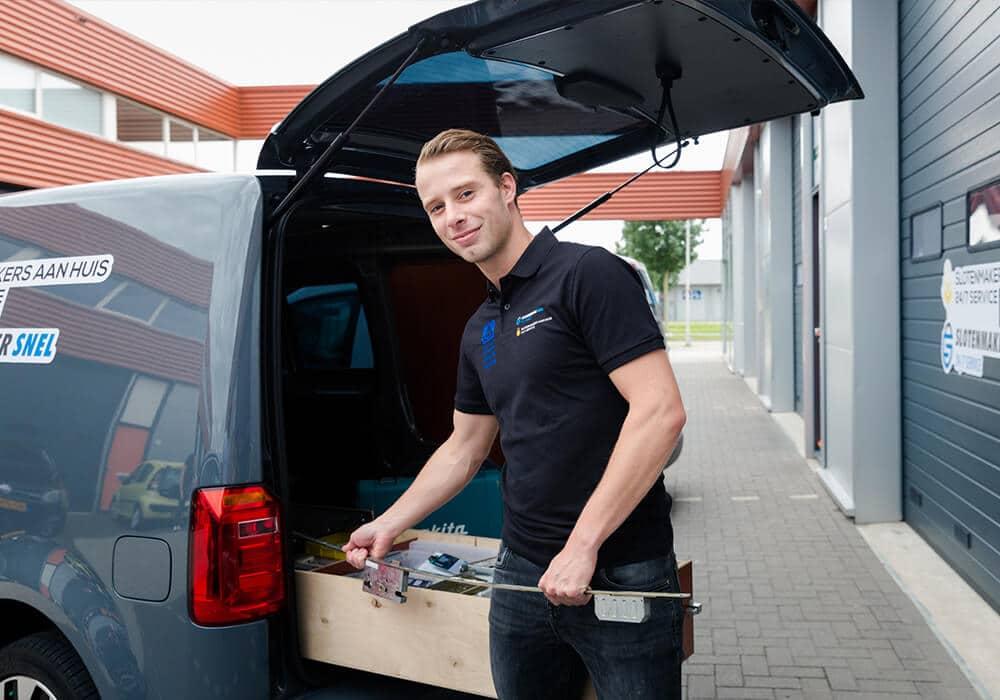 Slotenmaker Klazienaveen