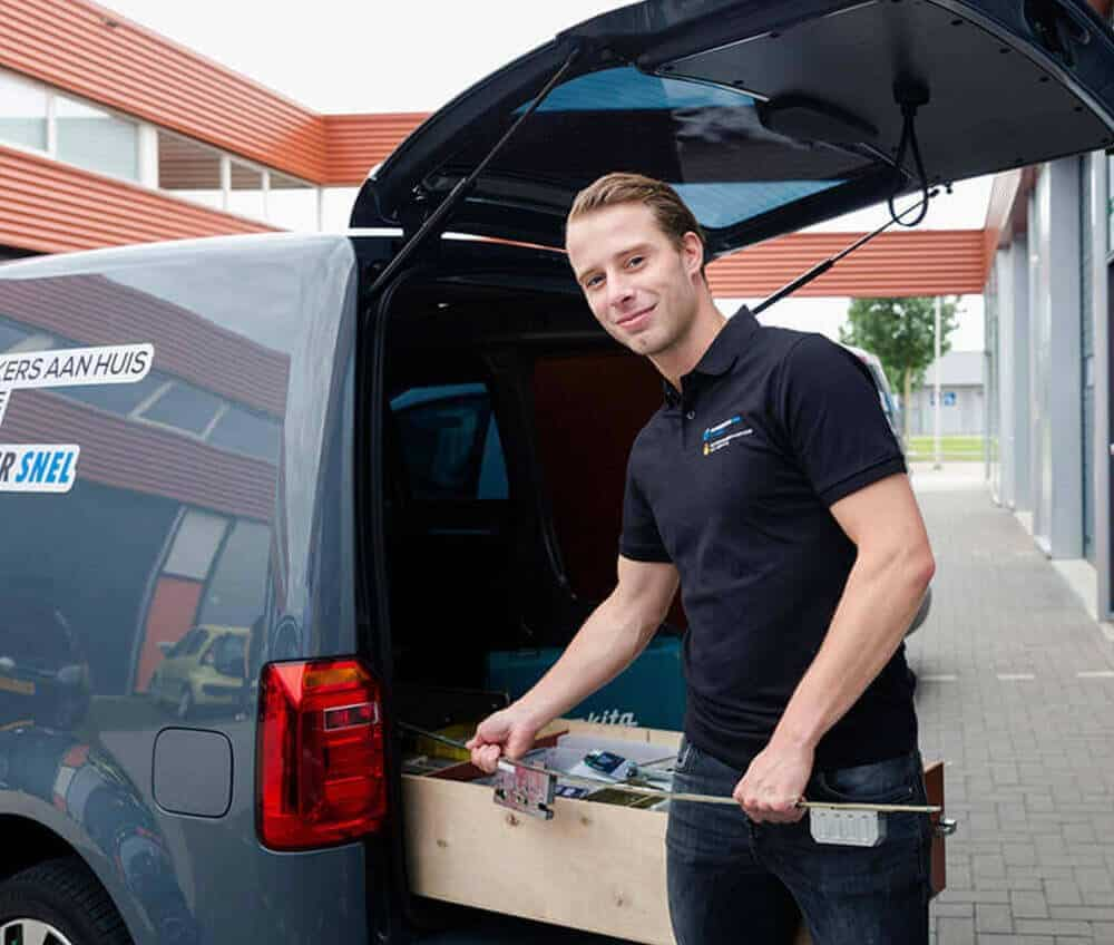 Slotenmaker- Bussum