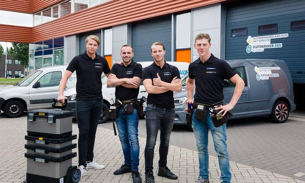 Slotenmaker- Leiden