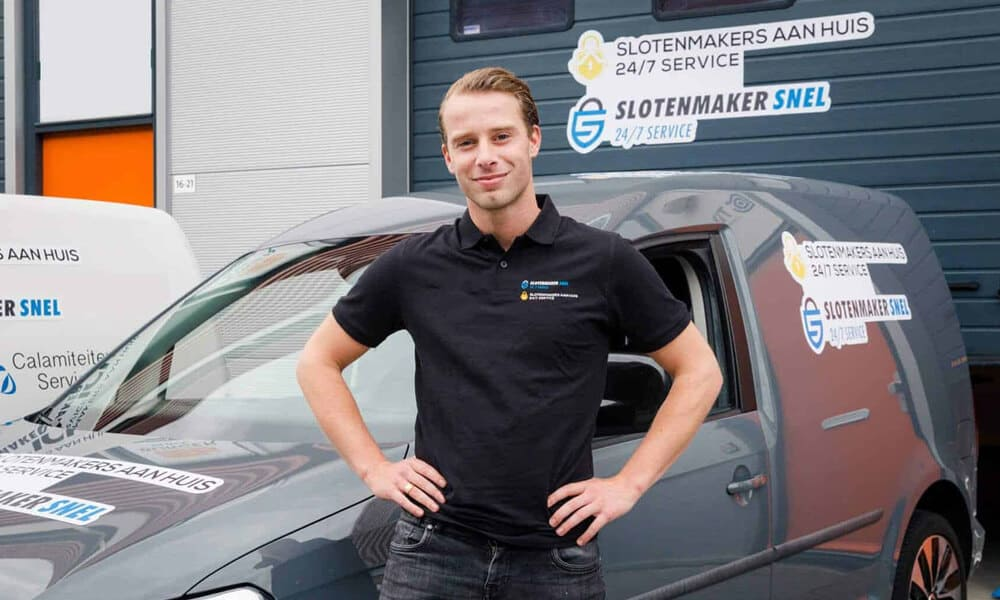 Slotenmaker- Veslerbroek
