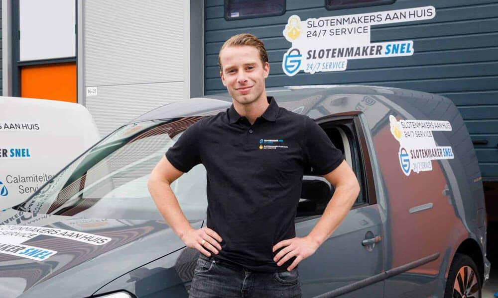 Slotenmaker Almere Buiten