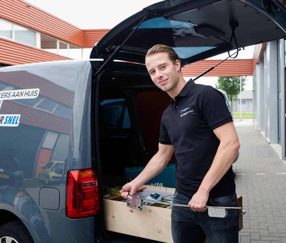 Slotenmaker Reeuwijk