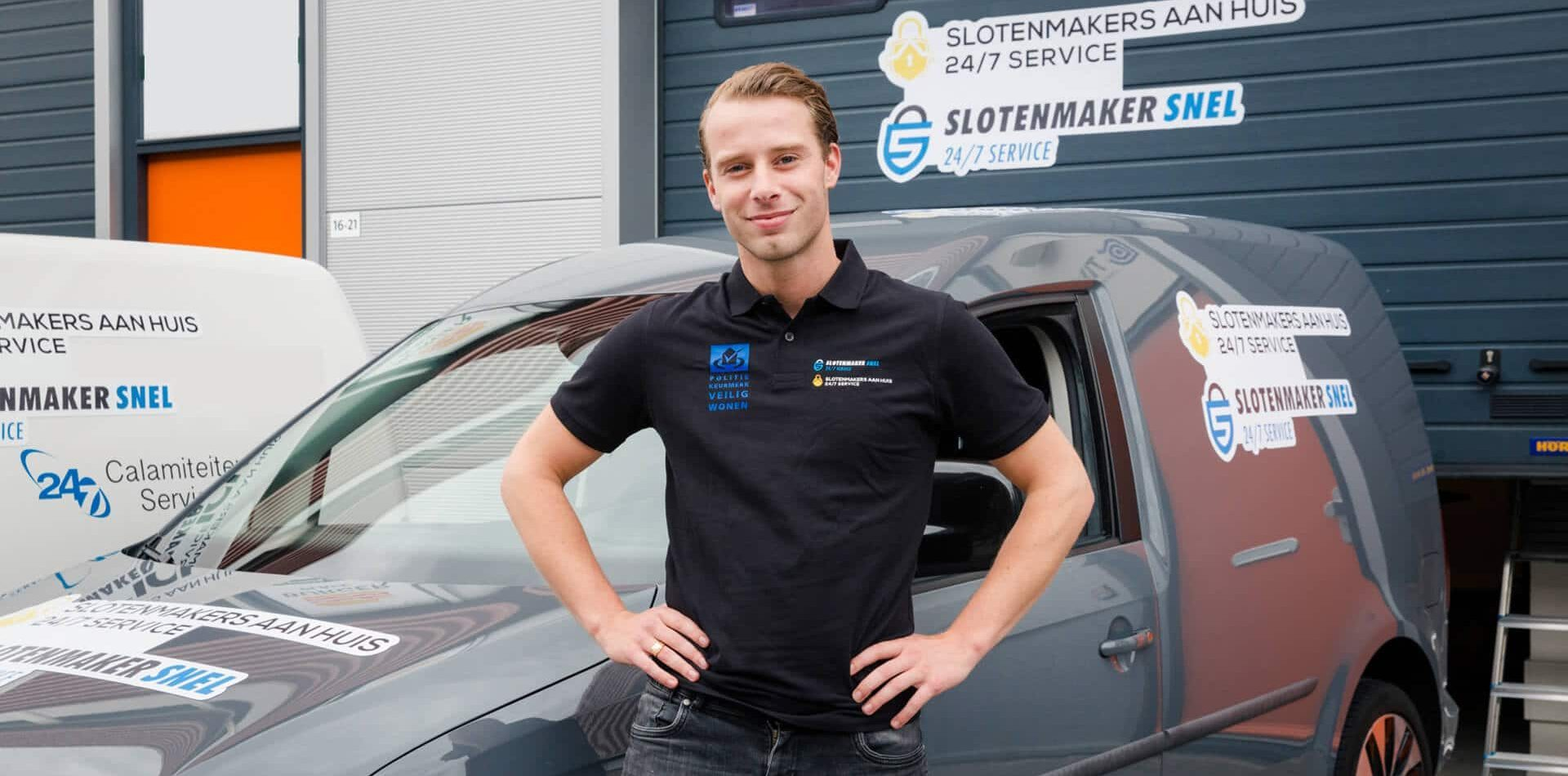 Slotenmaker Bergen op Zoom