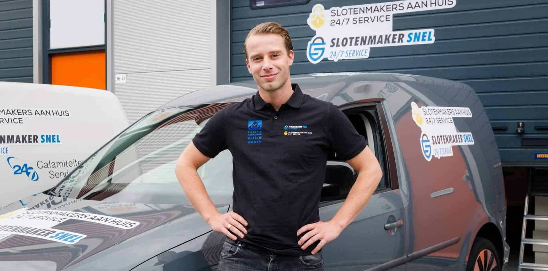 Slotenmaker Boekel