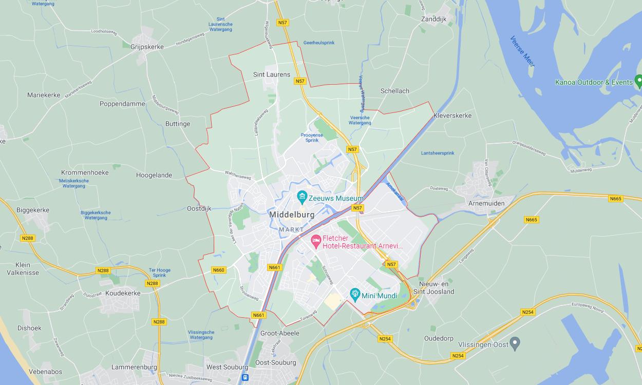 Slotenmaker Middelburg