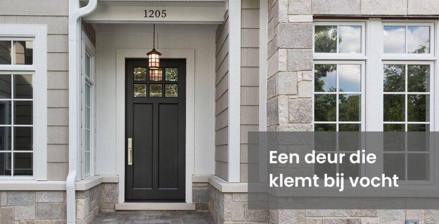deur openen